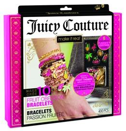 Aproces izgatavošanas komplekts Make It Real Juicy Couture Fruit Obsessions Braclets