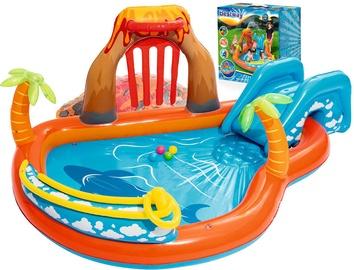 Baseins Bestway Paddling Pool & Play Centre Island, daudzkrāsains, 2650x1040 mm, 208 l