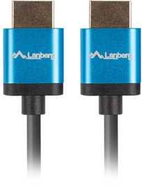 Lanberg v2.0 4K HDMI Cable 0.5m Black