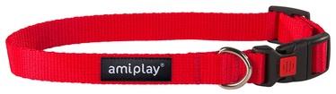 Amiplay Dog Collar Red L 35-50cm