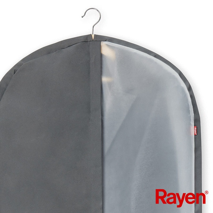 Rayen Clothes Bag L 60x100cm Dark Grey