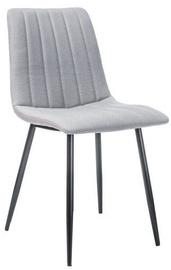Ēdamistabas krēsls Signal Meble Alan Grey, 1 gab.