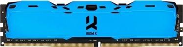 Operatīvā atmiņa (RAM) Goodram IRDM X DDR4 8 GB CL16 3200 MHz