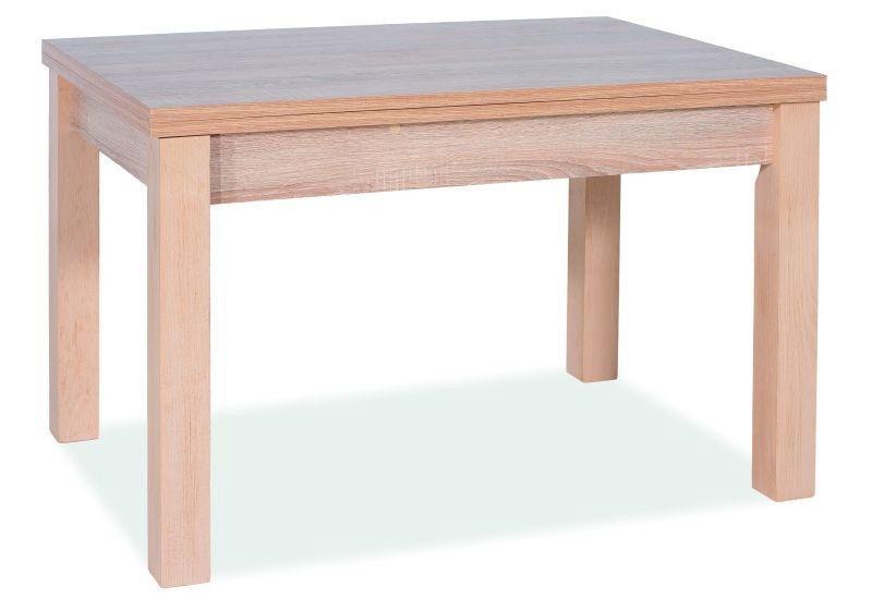 Обеденный стол Signal Meble Iza Oak Sonoma, 620 - 1240x910x600 - 780 мм