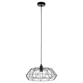 Eglo Carlton 2 49487 Ceiling Lamp 60W E27