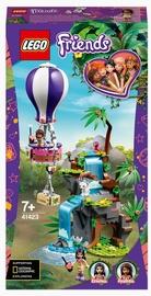 Конструктор LEGO® Friends Джунгли: спасение тигра на воздушном шаре 41423