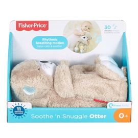 Fisher Price Soothe & Snuggle Otter Grey FXC66