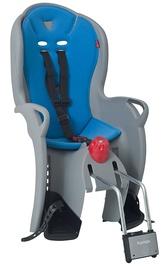 Детское кресло для велосипеда Hamax Sleepy 551524, синий/серый, задняя