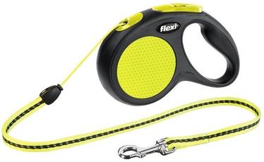 Flexi New Classic Neon Cord S 5m