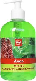 Šķidrās ziepes Bioton Aloe, 500 ml