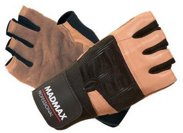 Mad Max Professional Natural Brown Black L