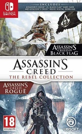Assassin's Creed: The Rebel Collection incl. Black Flag and Rogue SWITCH