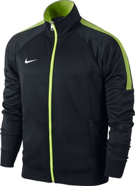 Nike Team Club Trainer Jacket 658683 011 Black Green S