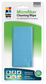 Mikrošķiedras lupatiņa ColorWay Microfiber Cleaning Wipe For Screen And Monitor Cleaning CW-6108