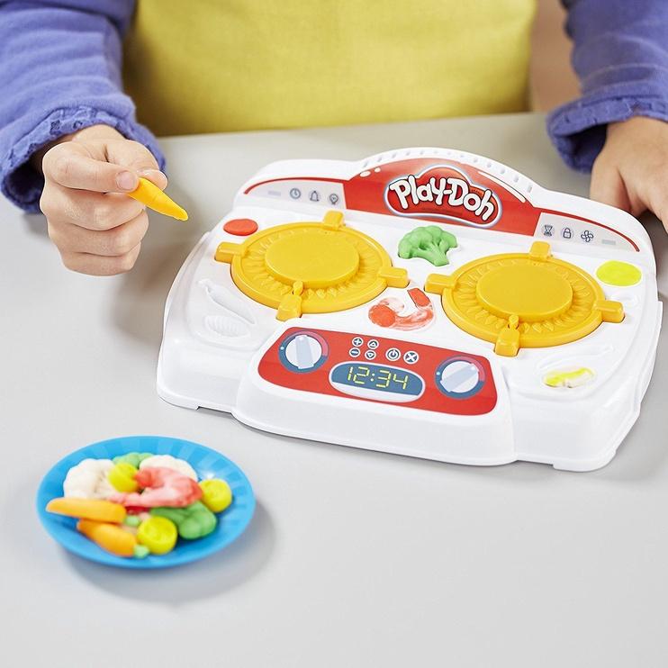 Hasbro Play-Doh Virtuves komplekts B9014