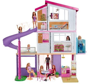 Mattel Barbie Dream House Fully Furnished