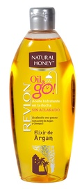 Revlon Natural Honey Oil & Go Argan Elixir Body Oil 300ml