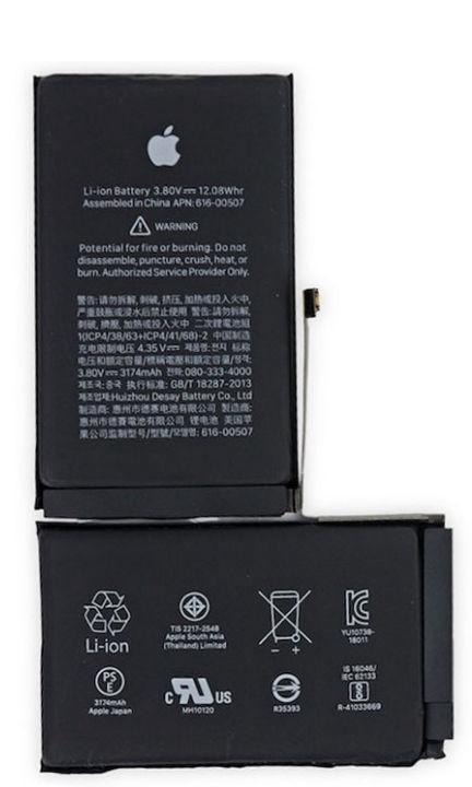 Baterija Apple Original Battery Li-Ion For Apple iPhone XS Max 3174mAh OEM