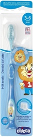 Chicco Toothbrush Blue