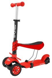 Балансирующий велосипед Spokey Tripla 927100, красный, 4.6″