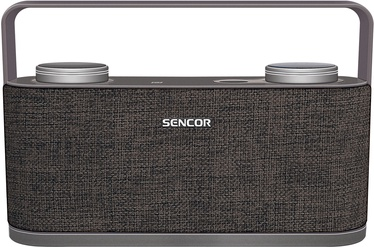 Bezvadu skaļrunis Sencor SSS 6200N Black, 20 W