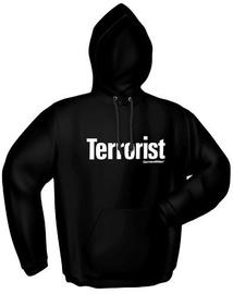 GamersWear Terrorist Hoodie Black M