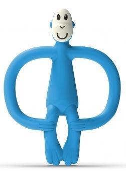 Zobu riņķis Matchstick Monkey Monkey 3m+ Blue