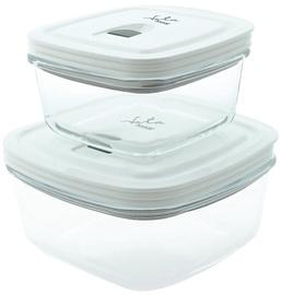 Jata RC51 Glass Container Set 2pcs