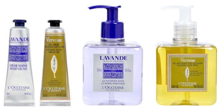 Жидкое мыло L´Occitane Lavender, 300 мл