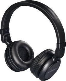 Austiņas Thomson WHP6007B Black, bezvadu