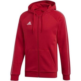 Adidas Core 19 Hoodie FT8071 Red M
