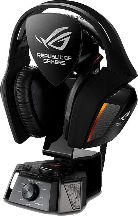Игровые наушники Asus ROG Centurion Black