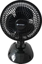 """Platinet Fan 6"""" Black"""