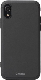 Krusell Arvika 3.0 Back Case For Apple iPhone XR Black