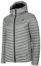 4F Mens Jacket H4Z20-KUMP004-24M Grey M
