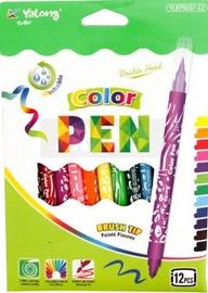 Avatar Yalong Color Pen Double 12 Pack