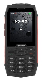 MyPhone Hammer 4 Dual Red