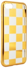 Mocco ElectroPlate Chess Back Case For Samsung Galaxy S8 Gold