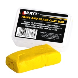Troton Brayt Paint and Glass Clay Bar