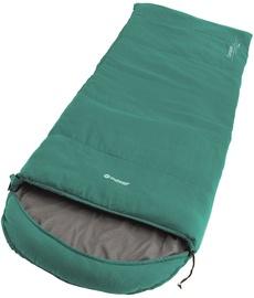 Спальный мешок Outwell Campion, зеленый, 215 см