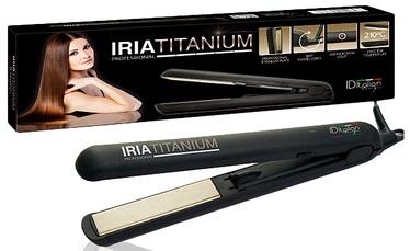 Выпрямитель для волос Italian Design Iria Titanium