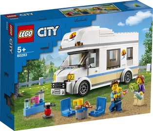 Constructor LEGO City Holiday Camper Van 60283