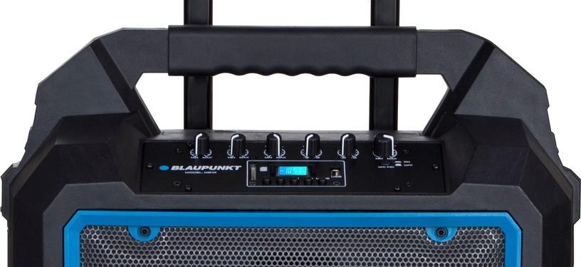 Беспроводной динамик Blaupunkt MB10 Black/Blue, 600 Вт