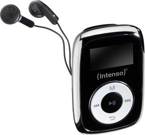 Музыкальный проигрыватель Intenso 3614560 Black, 8 ГБ