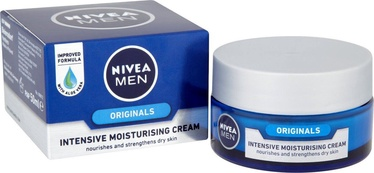 Крем для лица Nivea Men Men Originals Intensive Moisturizing Cream PS, 50 мл