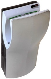 Mediclinics Dualflow Plus Hand Dryer M14 Silver