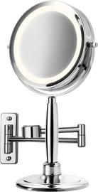 Kosmētiskais spogulis Medisana CM845 Chrome, ar gaismu, stāvošs, 13x240 cm