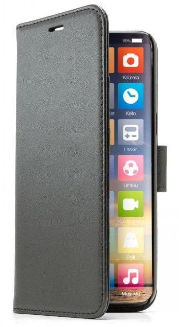 Screenor Smart Wallet Case For Samsung Galaxy Note 10 Plus Black