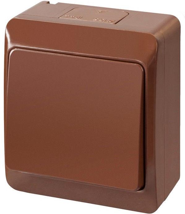 Elektro-Plast Hermes 0331-06 Brown