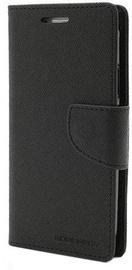 Mercury Fancy Diary Book Case For Samsung Galaxy A7 A700 Black